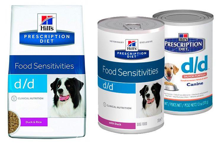 Hills Prescription Diet Canine d/d
