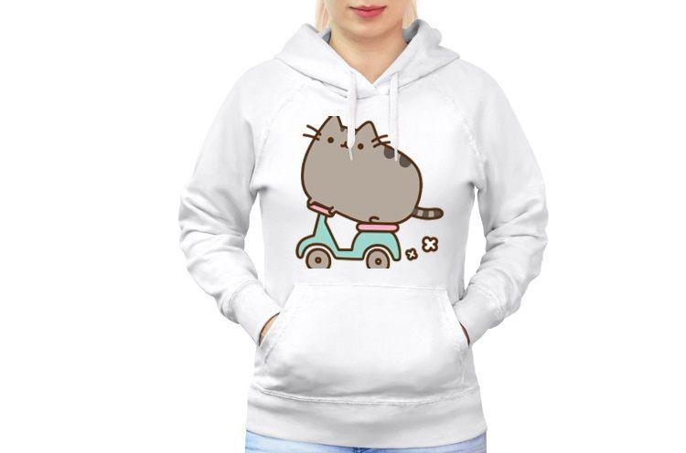 Одежда с котом Пушин