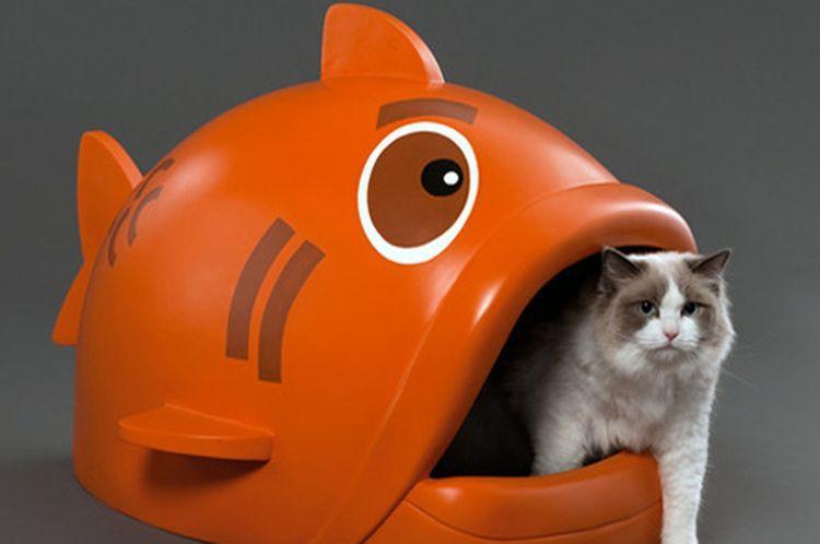 Био-туалет для кошек