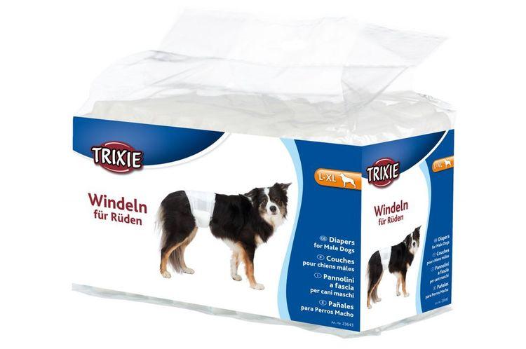 Памперсы для собак Trixie